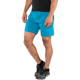 Dynafit Alpine Pro Spodenki do biegania Mężczyźni niebieski